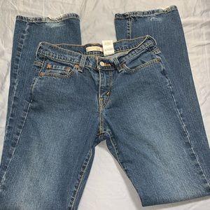 Levi's 515 6L bootcut Jeans  N12-1